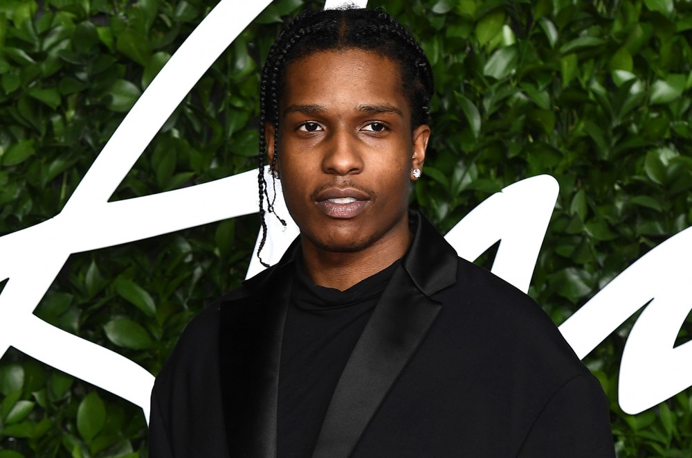 A$AP Rocky Tweets Hilarious Response To His Alleged Sex